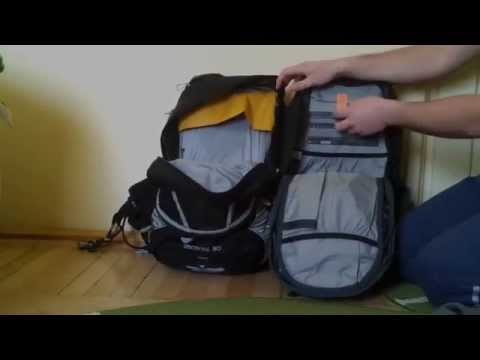 2015 Deuter Trans Alpine 30 Vs Osprey Escapist 30 1