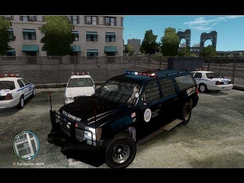 Gta iv lcpdfr patrolling the streets