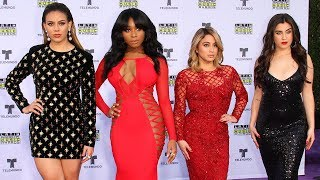 Fifth Harmony & Camila BOTH Take Stage At 2017 Latin American Music Awards