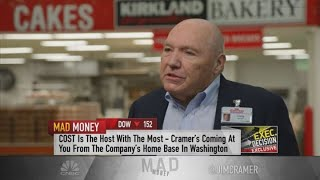 Costco CEO on offering special dividends, changing subscription fees