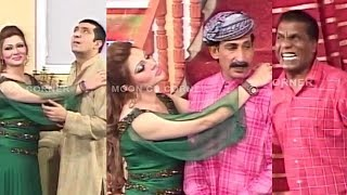 Japhi | Iftikhar Thakur | Zafri Khan | Khushboo | Amanat Chan - Funny Stage Drama Clip