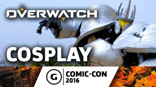 Overwatch Cosplay at Comic-Con 2016