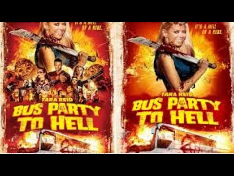 Party Bus To Hell Full Movie In Telugu HD