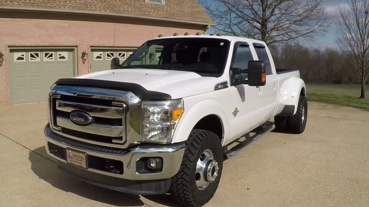 West Tn 2016 Ford F350 Lariat 4x4 Stroke 6 7 Sel Used For Info Www Sunsetmotors Com