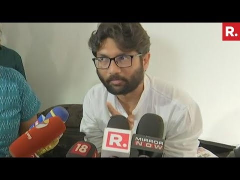 WATCH | Jignesh Mevani Targets Republic TV Again
