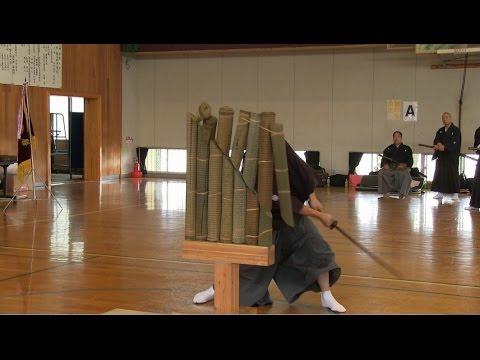 第39回全日本抜刀道連盟全国大会・第6回植木杯争奪戦 【居合道・抜刀道】