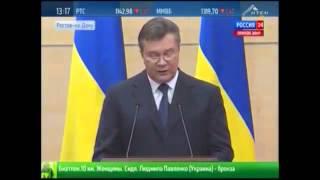 Очередной ляп экс президента Украины Виктора Януковича(Очередной ляп экс президента Украины Виктора Януковича http://youtu.be/fVCgUSIiPS0 ▻Подписаться https://www.youtube.com/channel/UCSapAu..., 2015-05-07T14:12:18.000Z)