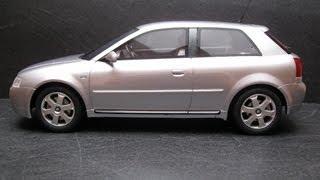 Audi S3 (1999) Videos