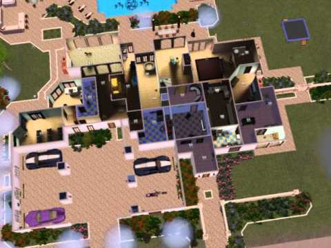 Sims 3 justin bieber s house youtube