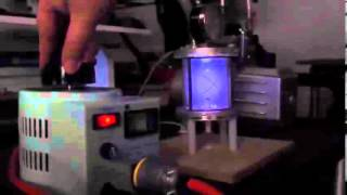 Explosion Mini Reactor Fusion