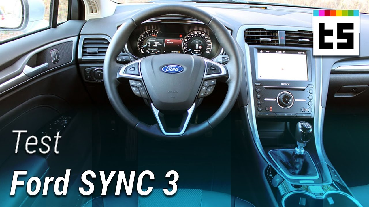 ford sync 3 mit apple car play und android auto test. Black Bedroom Furniture Sets. Home Design Ideas