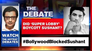 Kangana, Kapur Open Pandora's Box, Expose Truth On 'Super Lobby'   The Debate With Arnab Goswami