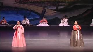 제1회 창신제 - 경기민요 (노랫가락, 청춘가, 태평가, 창부타령) (14분10초)