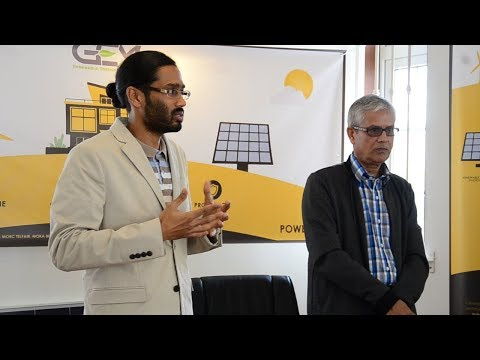 Energie solaire: Green Energy Manufacturing propose des solutions de stockage