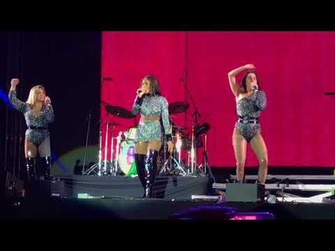 Fifth Harmony He Like That  At Vila Mix Festival São Paulo Brazil