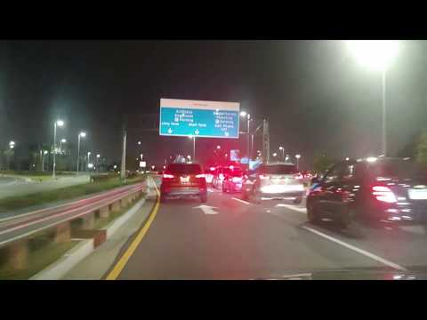 THE NEW NEW ORLEANS AIRPORT MSY TRAFFIC KENNER