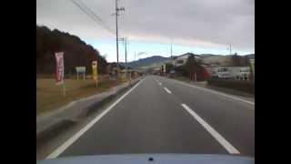 福島県道248号 01 小川赤井平線 平→小川