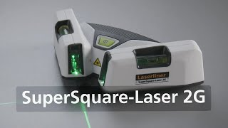 Laserliner - SuperSquare-Laser 2G Plus - 081.138A