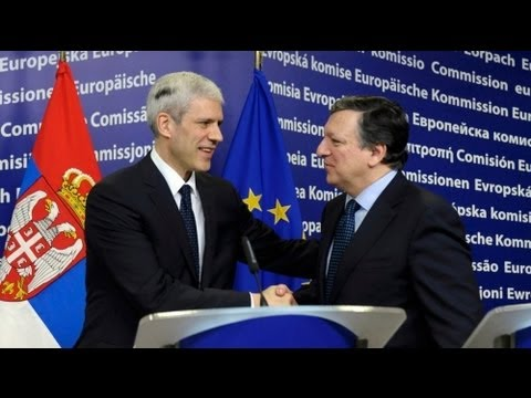 Serbia on the verge of EU candidacy