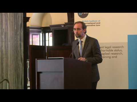 Annual Grotius Lecture 2017