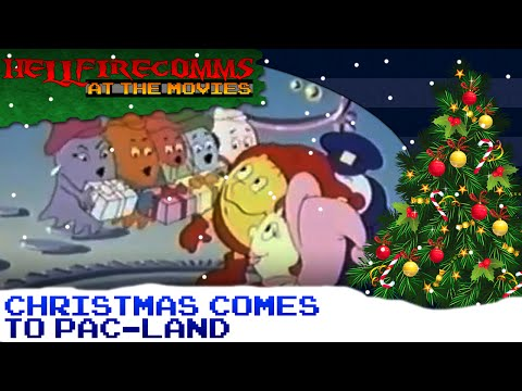 The HFC Christmas 2015 Extravaganza! [#2: Christmas Comes to Pac-Land] (AUDIO COMMENTARY)