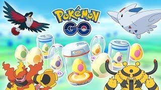 ¡NUEVO EVENTO de HUEVOS, EVOLUCIONES con PIEDRA SINNOH y ELEKID SHINY en Pokémon GO! [Keibron]