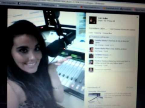 Suzana Abreu na Guarujá FM