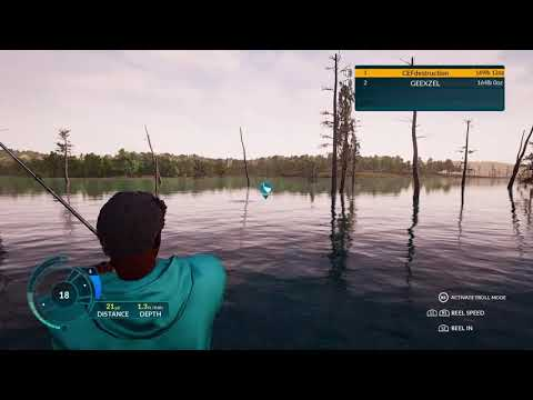 Fishing Sim World - If it was only this simple... |