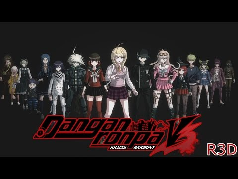 Danganronpa V3: Killing Harmony - Opening Movie [Full 1080p HD, 60 FPS]