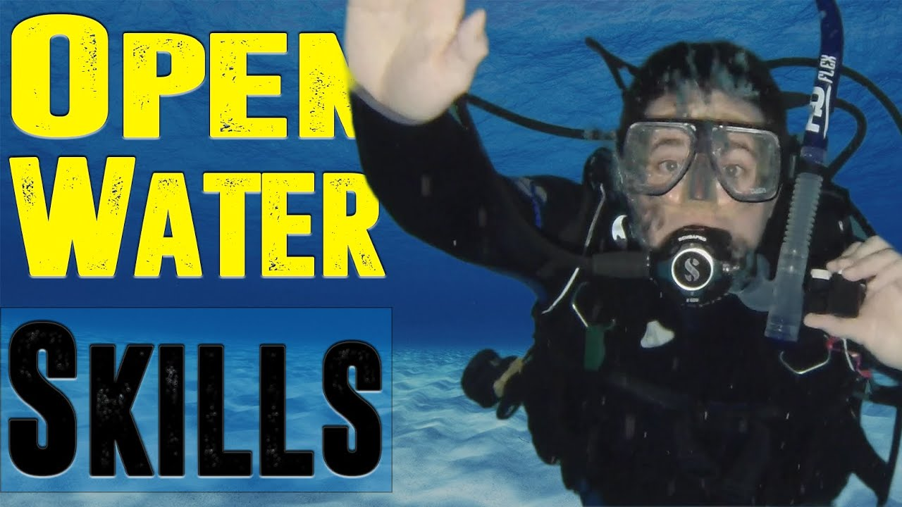 Download PADI Open Water Diver Course Skills in 10 Minutes