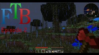 FTB SMP ep  2 CRAFTING A TREE FARM! Thumbnail