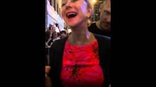Meeting Helen Mirren
