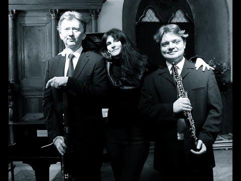 F Poulenc, Trio for oboe, bassoon, piano   Ensemble Blumina   Forte Music Fest 2017