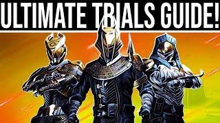 Destiny 2. ULTIMATE TRIALS OF OSIRIS GUIDE! Everything You Need To Know! (Rewards, Tips u0026 Tricks)