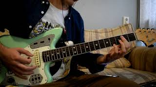 King Krule - Energy Fleets Guitar Cover