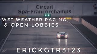 Gran Turismo Sport - Spa In The Rain Daily Race C - 1st Open Lobby Of 2020