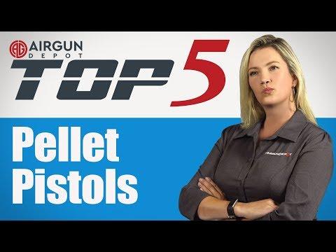 Top 5: Pellet Pistols