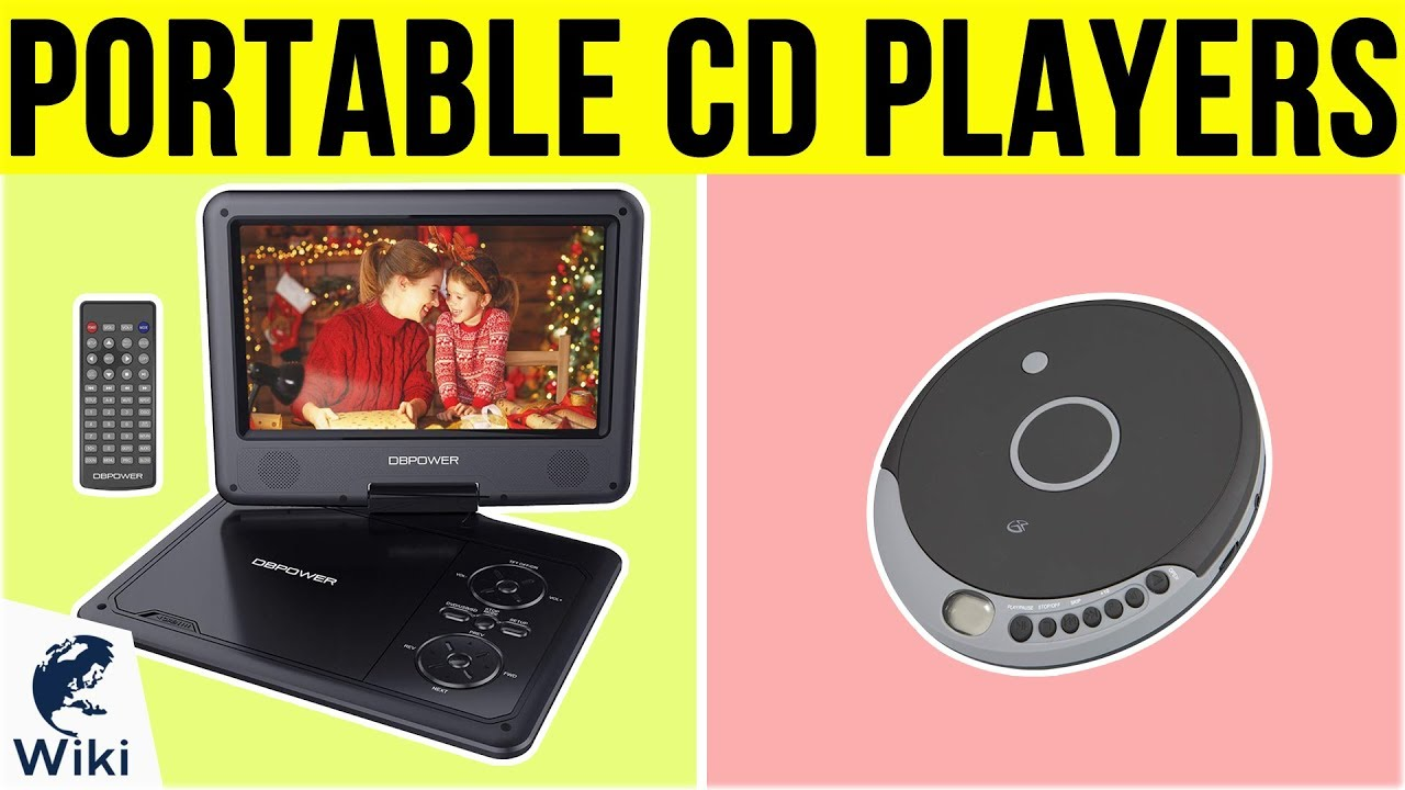 Best Portable Cd Players 2020 7 Best Portable CD Players 2019   YouTube