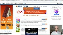 How To Earn Free Satoshi On The Best Bitcoin Faucets