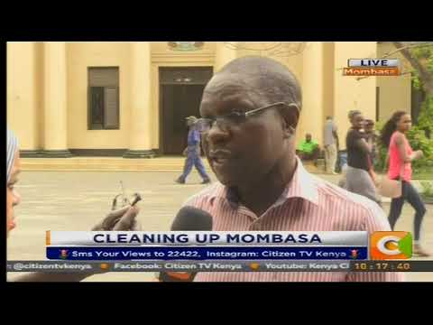 Citizen Extra: Cleaning up Mombasa County and Dian Sewage System