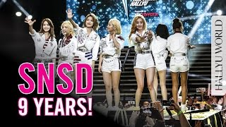 Girls' Generation aka SNSD… They debuted in 2007 and rose to fame i...