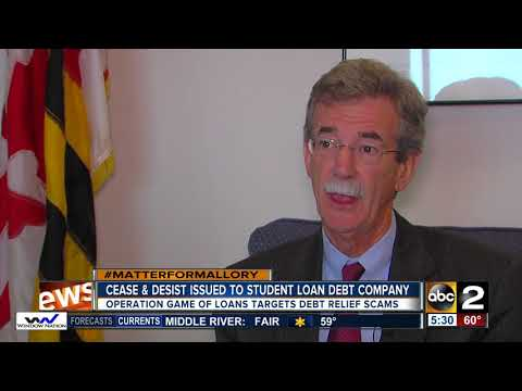 maryland-ag-orders-student-loan-debt-relief-company-to-cease-illegal-conduct