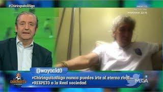 'Mágico' González, en 'El Chiringuito':