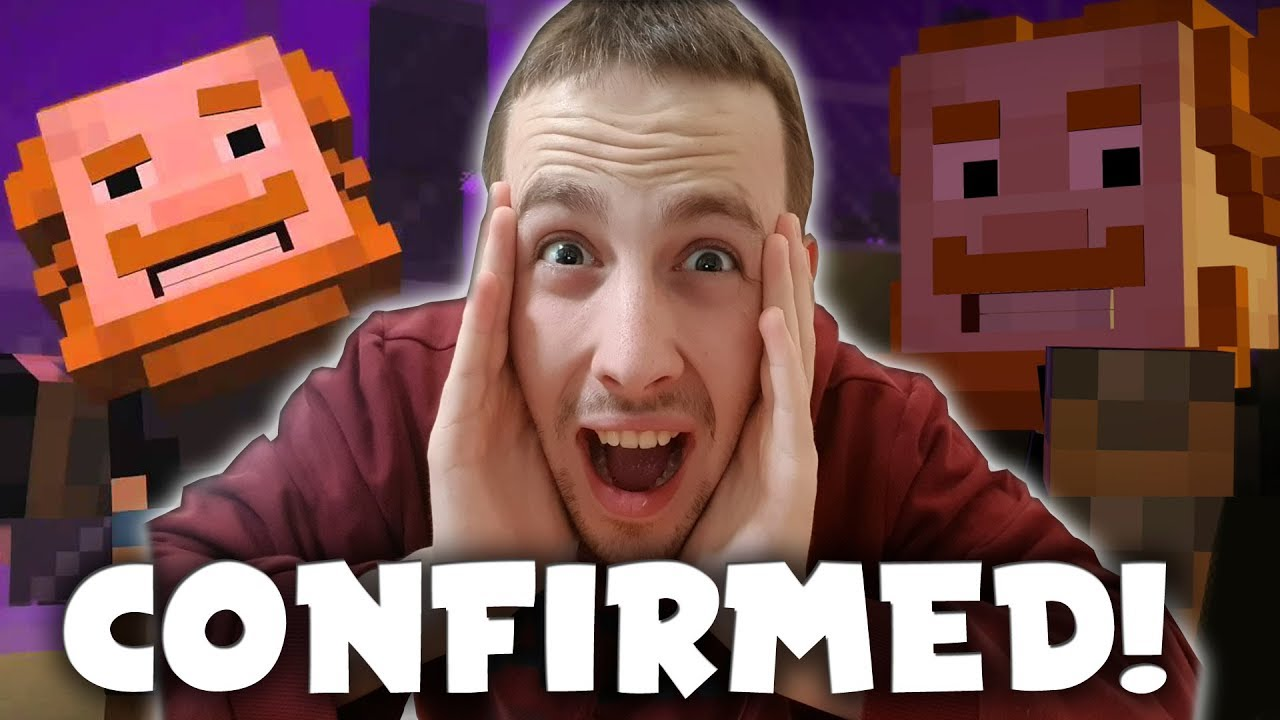 Minecraft Story Mode Season 3 The Return Of Soren Reaction Youtube