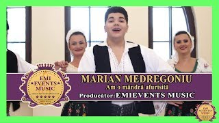 Marian Medregoniu - Am o mandra afurisita(Official Video)