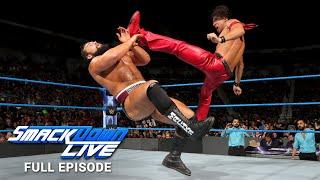 WWE SmackDown LIVE Full Episode, 29 August 2017