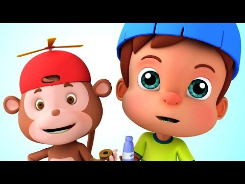 Jack and Jill & More NURSERY RHYMES for Children | Baby Songs in English