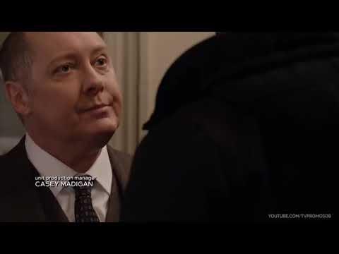 Черный список 6 сезон 17 серия промо, дата выхода