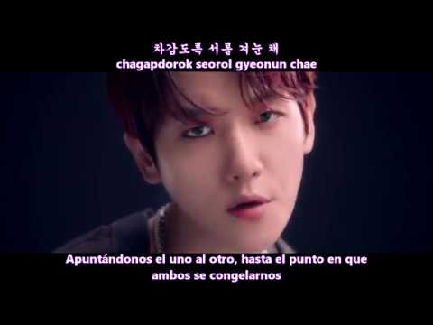 EXO - LOVE SHOT MV [Sub Español + Hangul + Rom] HD