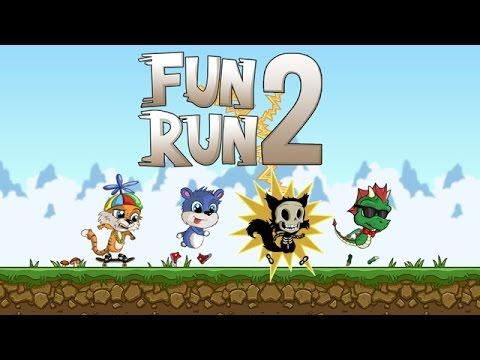 Fun Run 2 - Multiplayer Race - Android / IOS GamePlay Trailer